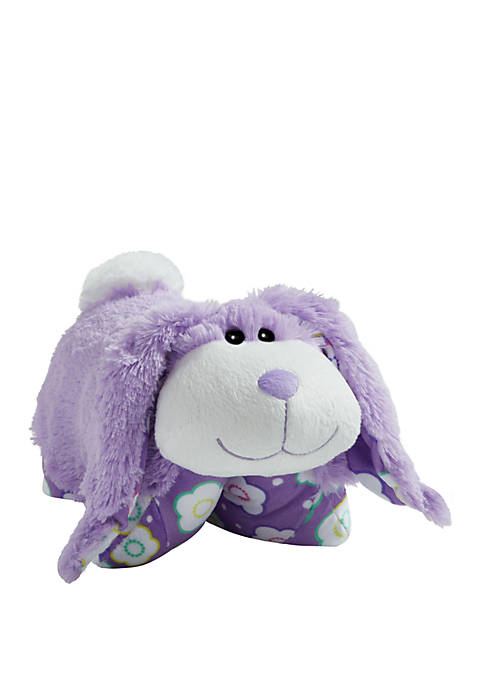 Spring Lavender Bunny Stuffed Animal Plush Toy