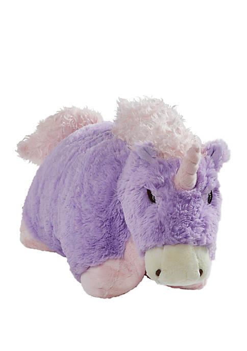 Pillow Pets Jumboz Magical Unicorn Oversized Stuffed Animal