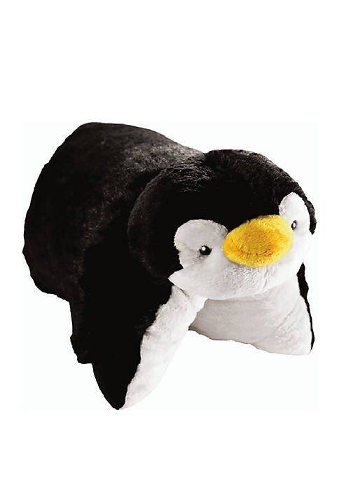 Pillow Pets Jumboz Playful Penguin Oversized Stuffed Animal