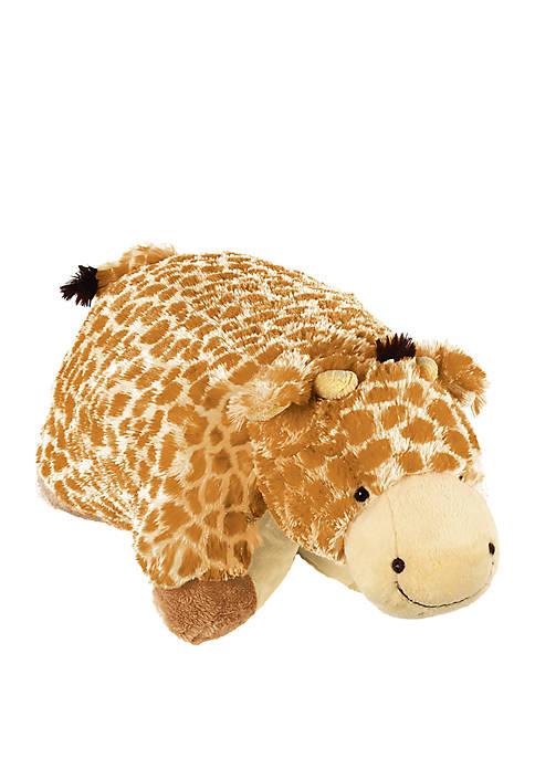 Jumboz Jolly Giraffe Oversized Stuffed Animal Plush Toy