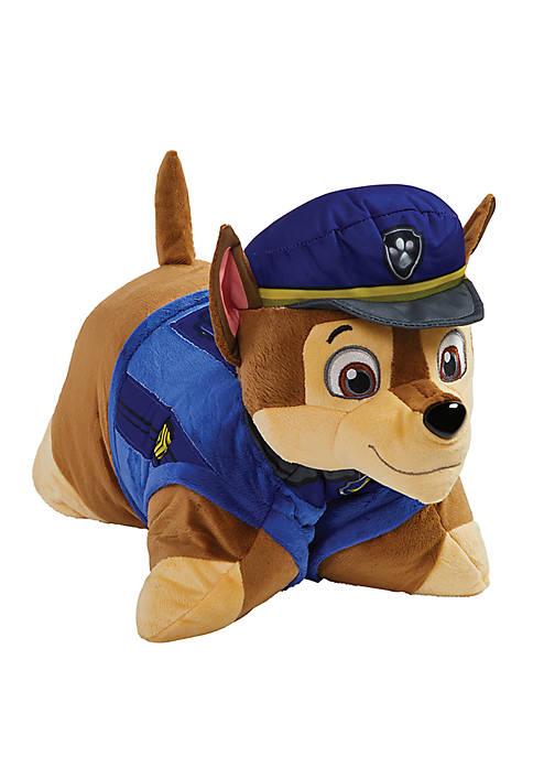 Nickelodeon Paw Patrol Jumboz Chase Oversized Stuffed Animal Plush Toy