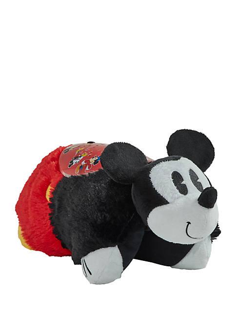 Pillow Pets Disney Retro Mickey Mouse Sleeptime Lite