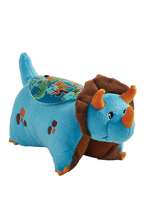 Pillow Pets Blue Dinosaur Sleeptime Lite