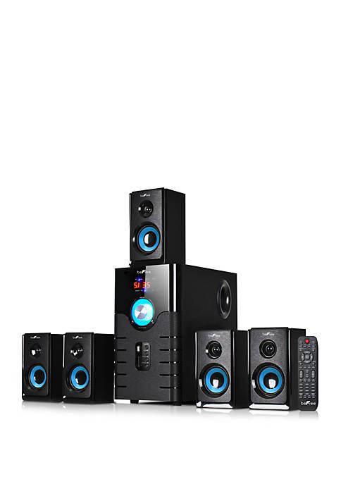 Befree Sound 5.1 Channel Surround Sound Bluetooth Speaker