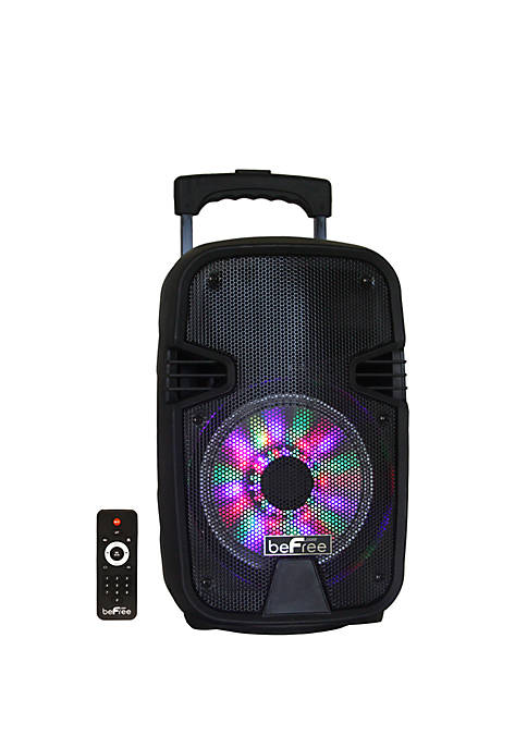 Befree Sound 8 Inch Bluetooth Portable Party Speaker