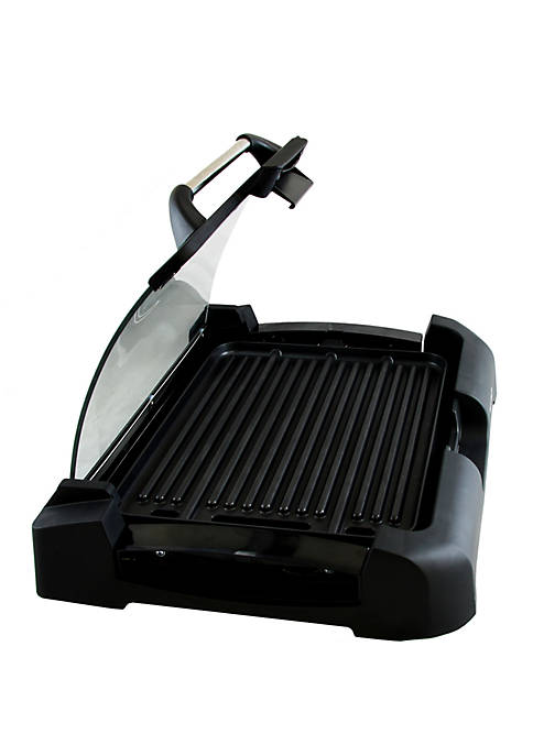 Megachef Reversible Indoor Grill and Griddle with Removable