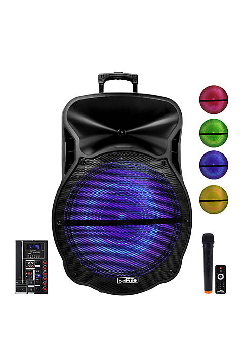 Befree Sound 18 Inch Bluetooth Portable Rechargeable Party