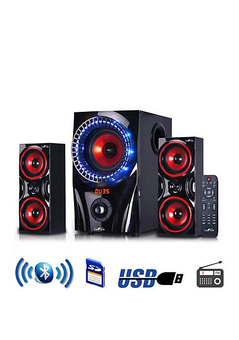 Befree Sound 2.1 Channel Surround Sound Bluetooth Speaker
