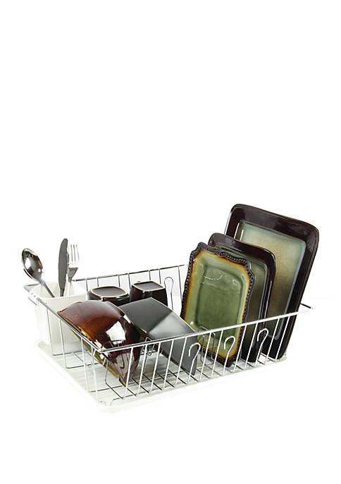 Megachef Single Level Dish Rack