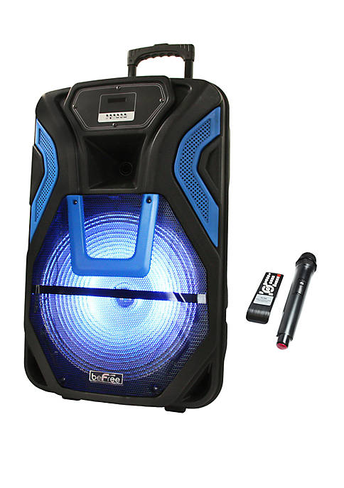 Befree Sound Bluetooth PA Speaker System with SD/FM/USB