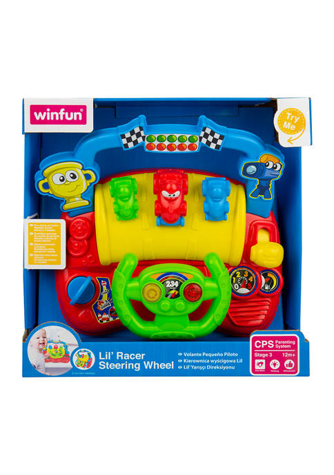 Lil Racer Steering Wheel