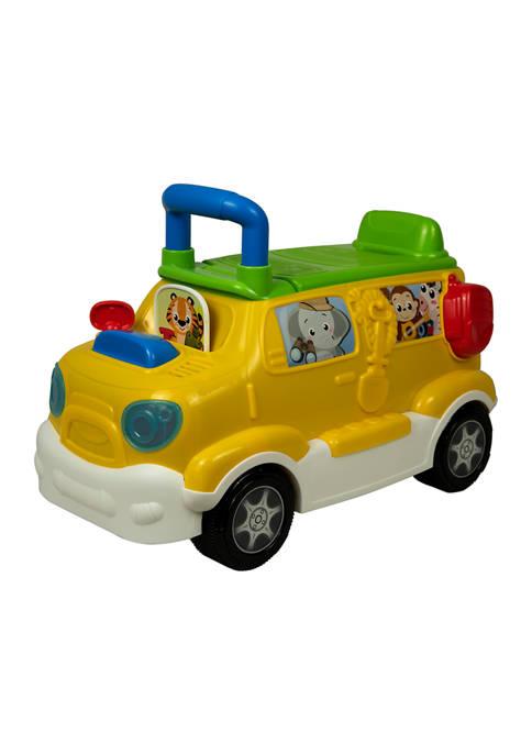Learn N Ride Safari Truck