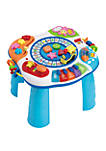 Letter Train and Piano Activity Table