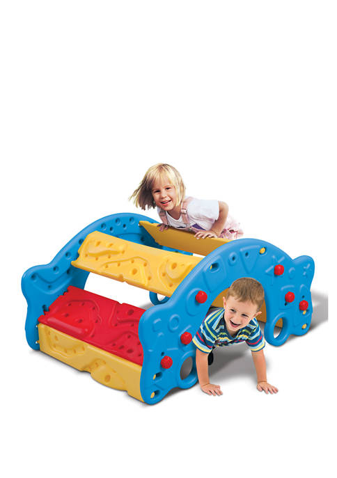 Grow'n Up 3 in 1 Climber Bench Play