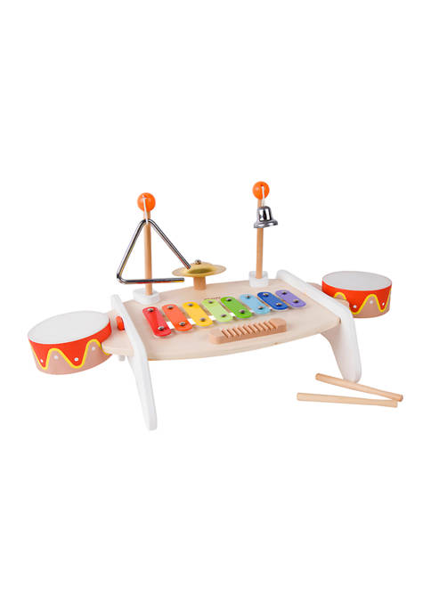 Classic Toy Wooden Music Table