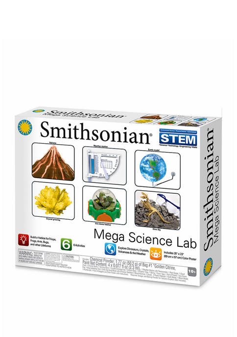 NSI Smithsonian Mega Science Lab™