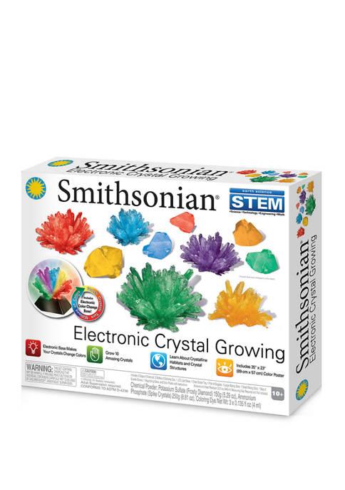 NSI Smithsonian Crystal Growing Kit