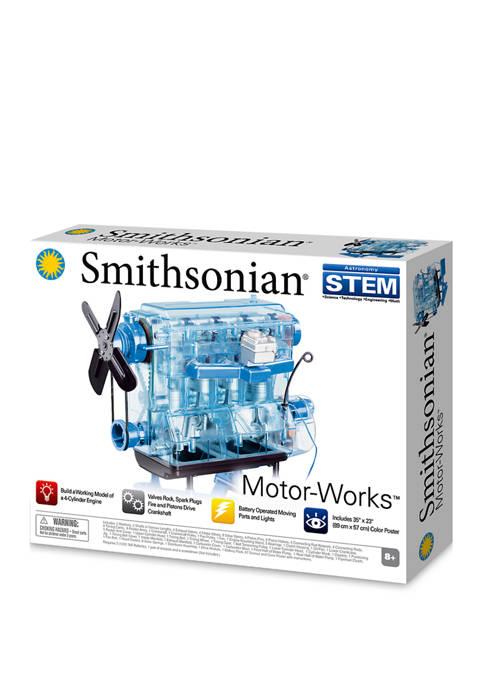 NSI Smithsonian Motorworks Engine Kit
