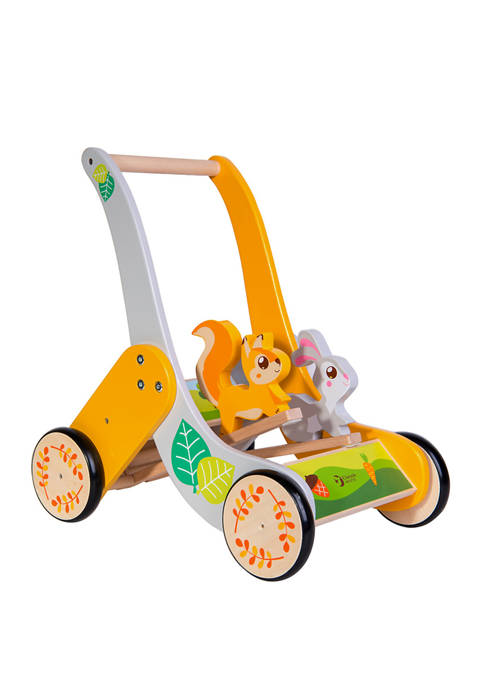 Classic World Toys Wooden Forest Baby Walker