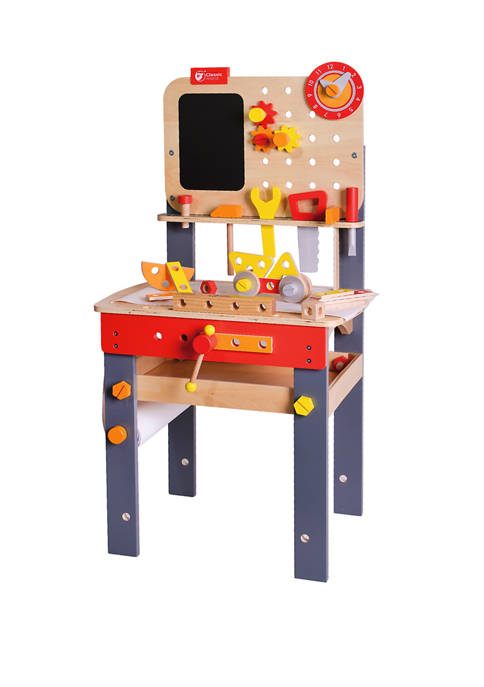 Classic World Toys Carpenter Workbench Play Set