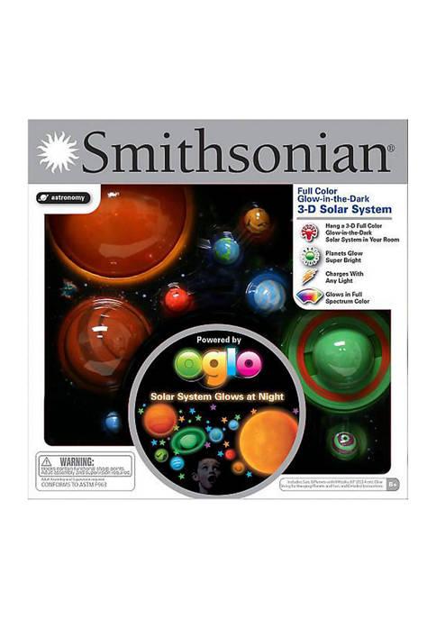 NSI Smithsonian 3-D Hanging / Glowing Solar System