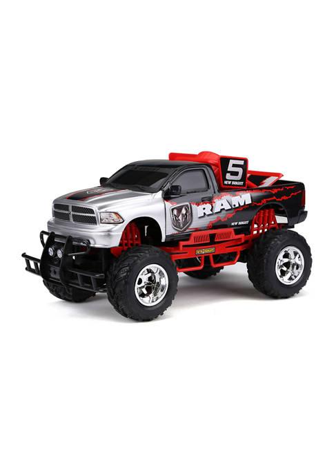 1:10 Scale, 17 Inch Radio Control Baja Dodge Ram