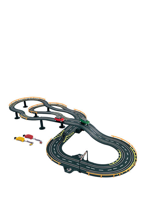 GB Pacific Battery Operated Drive Road Race Set