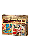 Wood Burning Craft Kit