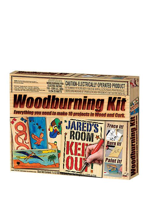 NSI Wood Burning Craft Kit