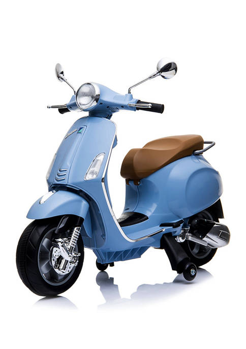 Homeware Vespa 12 Volt Battery Operated Childrens Ride