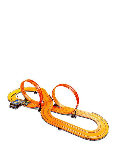 20.7 Feet Hot Wheels Electric Slot Track