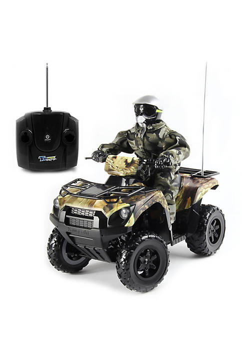 1:6 Scale Radio Control  Kawasaki Brute Force 750 in Camo