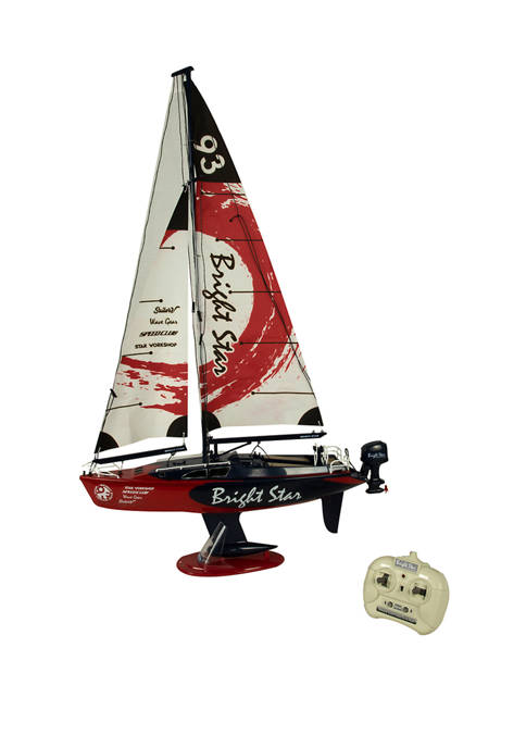 GB Pacific Radio Controlled Bright Star Sail Boat