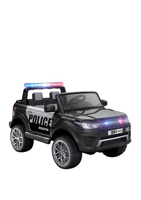 Blazin' Wheels 12V Ride on Police Vehicle