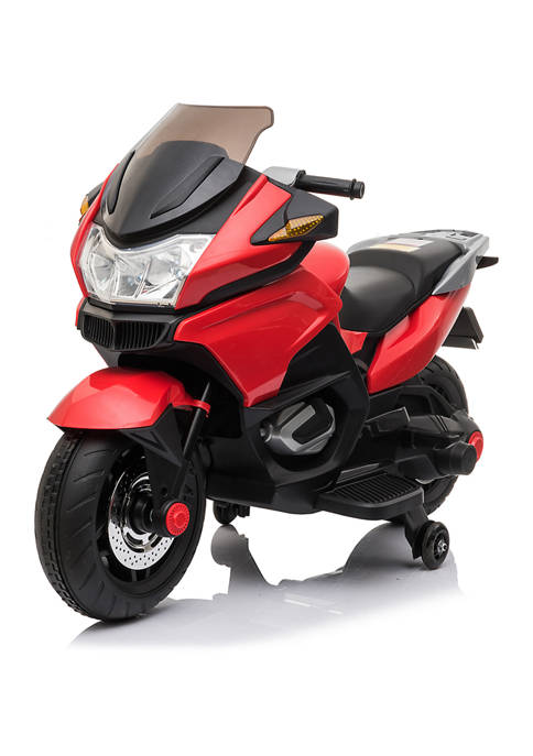 12 Volt Battery Operated Ride On Motorcycle