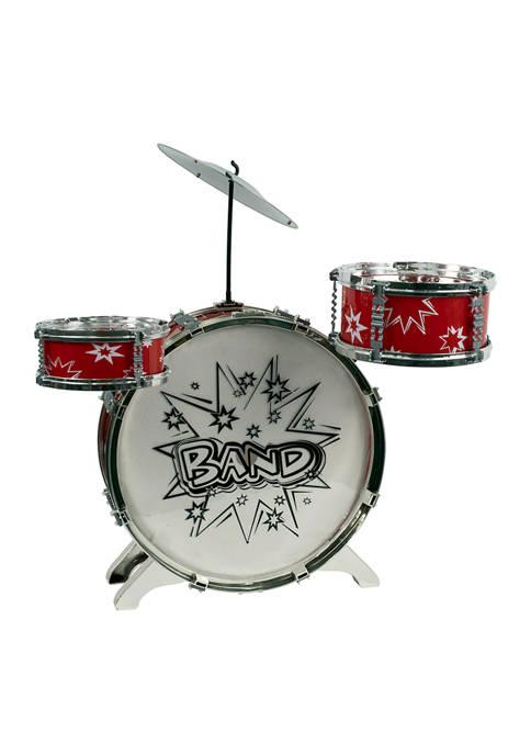 Ready Ace Kiddy Jazz Drum Set with Stool