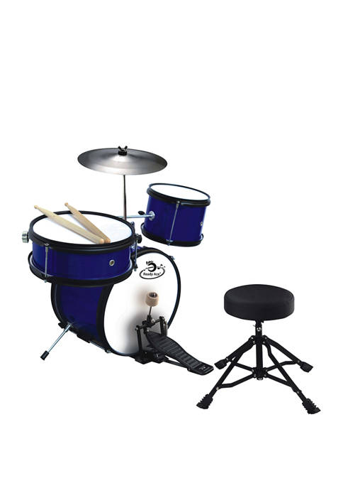 Ready Ace 5 Piece Junior Childrens Professional Drum