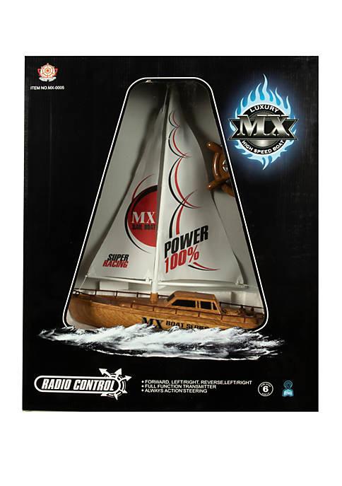 Gener8 Radio Control Full Function Sailboat