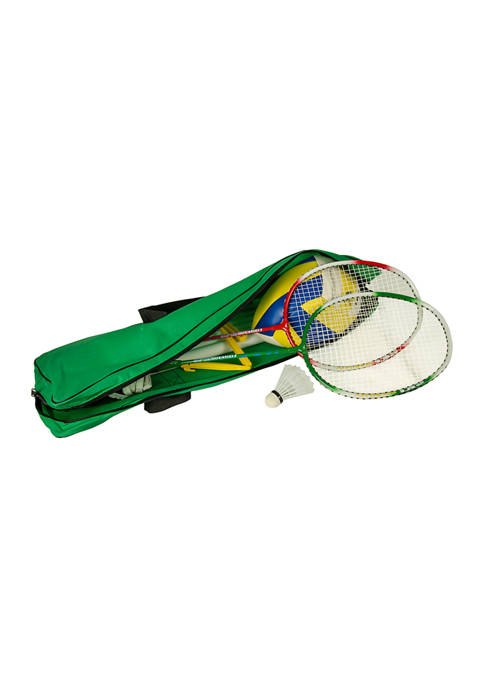 Volleyball/Badminton Combo Set
