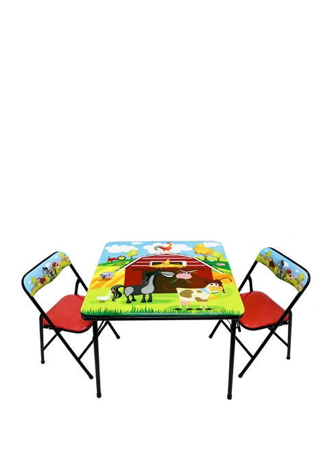 Gener8 Barnyard Table & Chair Set