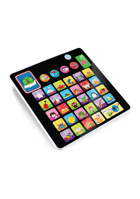 Kidz Delight Smooth Touch Alphabet Play Tablet