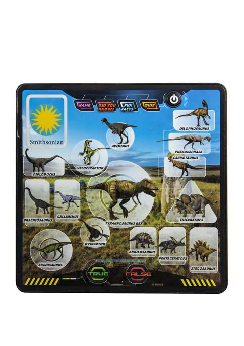 Kidz Delight Smithsonian Kids Dino Play Tablet
