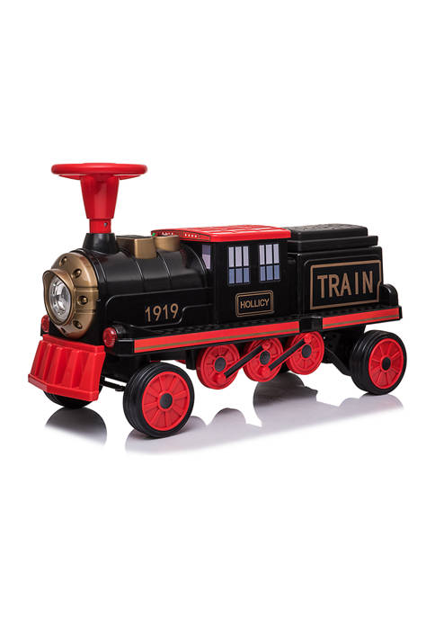 12 Volt Battery Operated Funny Train Ride On