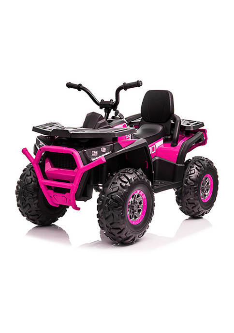 12 Volt Battery Operated ATV Ride On