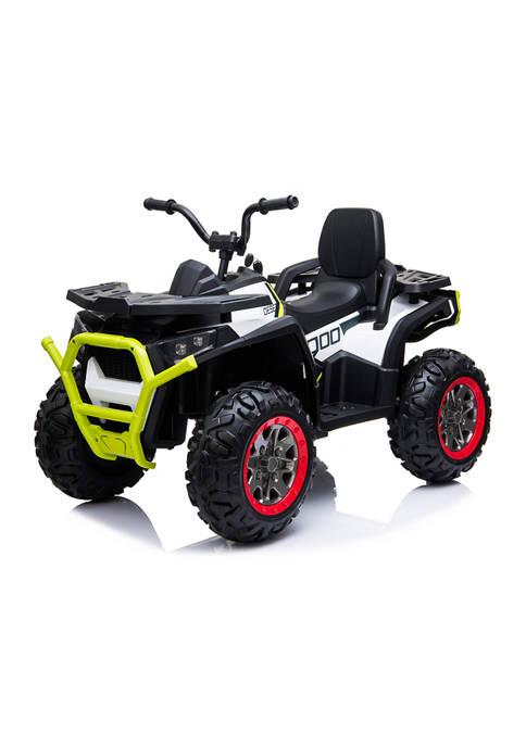 Blazin' Wheels 12 Volt Battery Operated ATV Ride