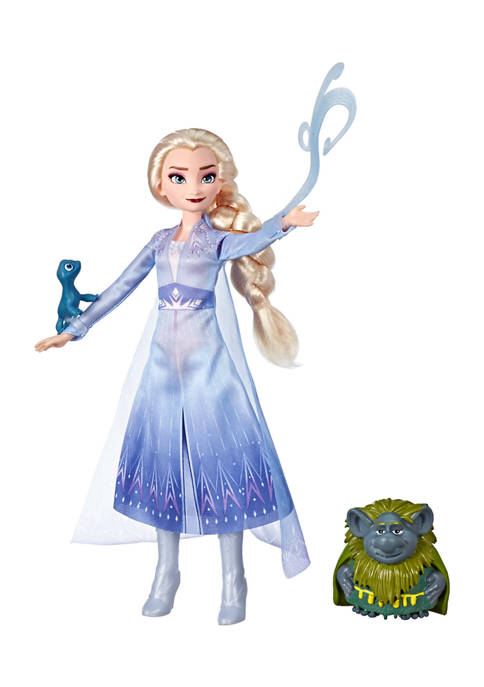 Disney® Frozen Elsa Fashion Doll In Travel Outfit