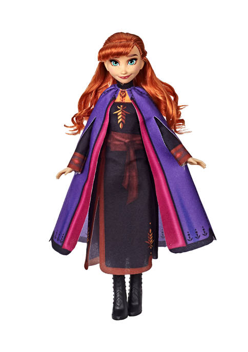 Disney® Frozen Anna Fashion Doll With Long Red