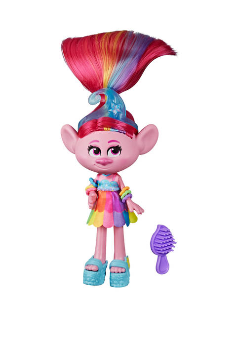 DreamWorks Trolls™ Glam Poppy Fashion Doll