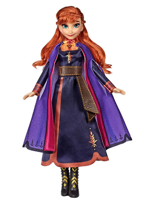 Hasbro Disney® Frozen 2 Singing Anna Fashion Doll