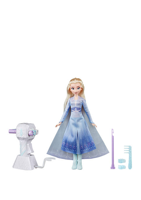 Hasbro Disney Frozen 2 Sister Styles Elsa Fashion